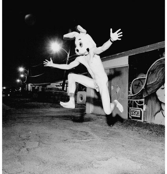 bunny boy jump